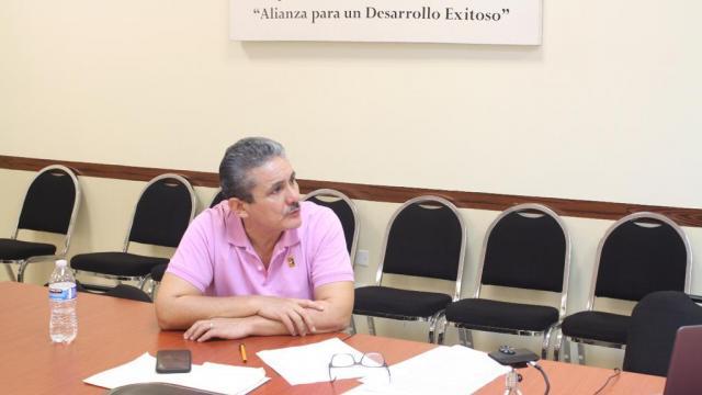 Julio Castillo Gómez, presidente ejecutivo del Consejo Coordinador de Los Cabos