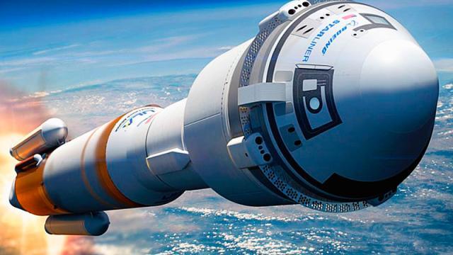Boeing por una licitación de la NASA para misión a la Luna