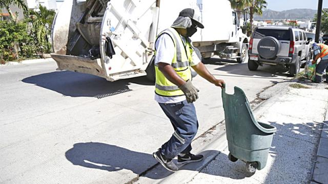 Retiran más de 108 mil toneladas de residuos en Los Cabos