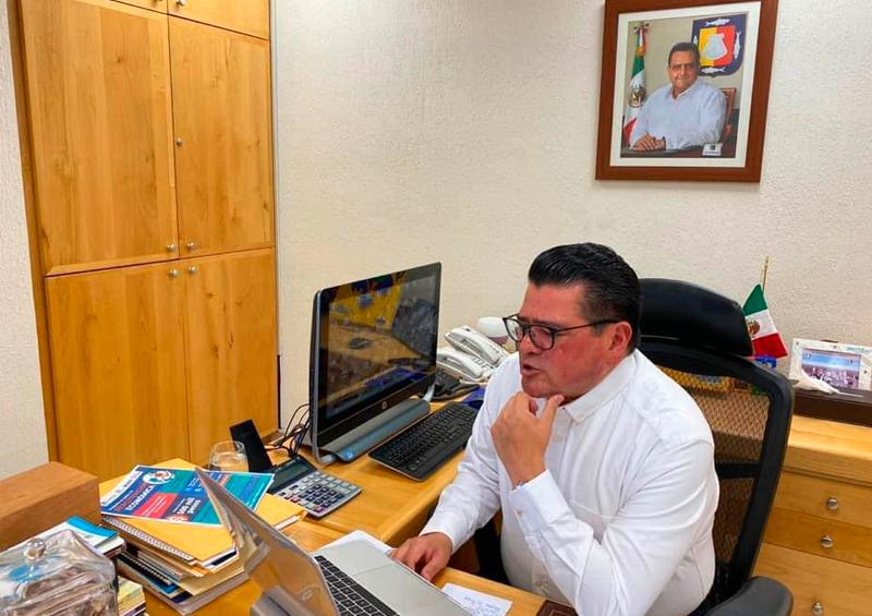 Anuncia Isidro Jordán que no irá por candidatura