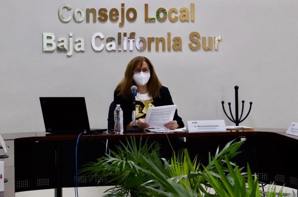 Congreso Local en BCS