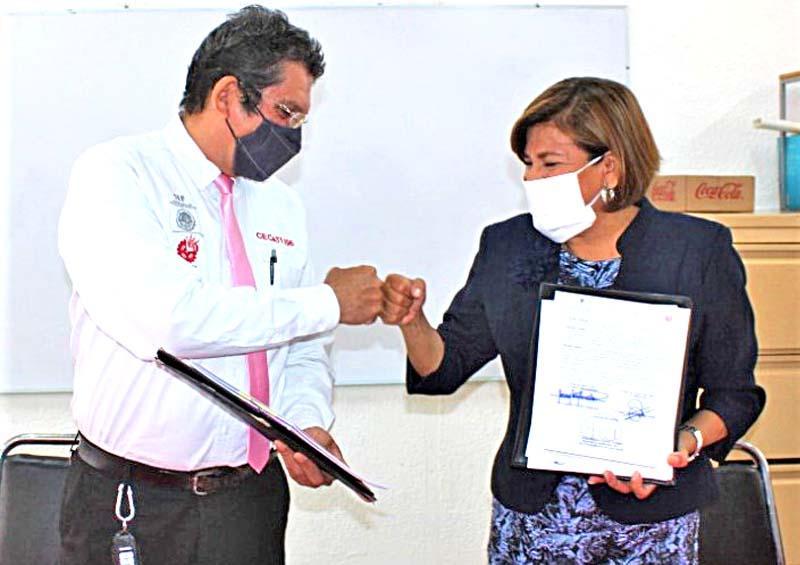 Gobierno de Los Cabos y Cecati No. 106 signan Acuerdo
