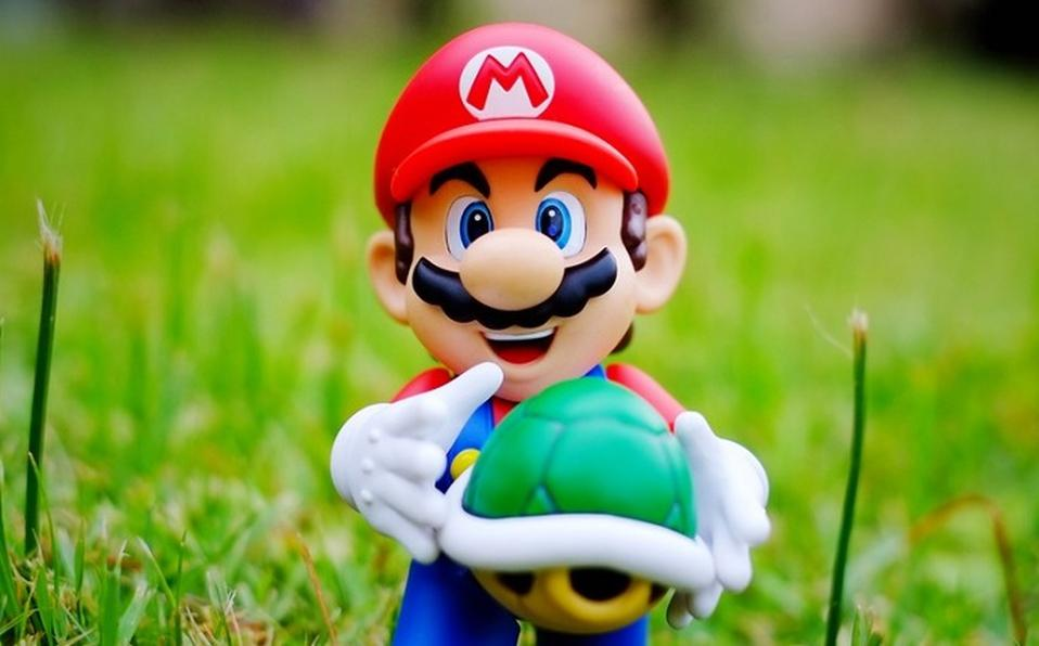 Super Mario Bros se da de alta en el SAT
