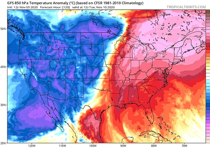 Descenderá temperatura en BCS durante fin de semana