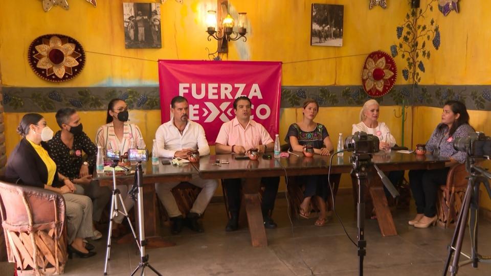 Partido Fuerza por México