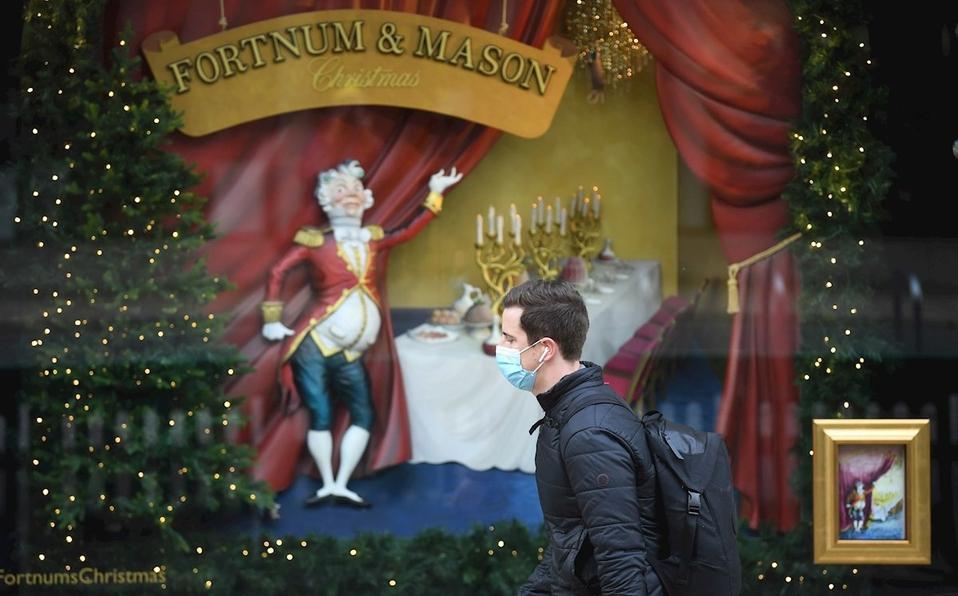 Navidad en Reino Unido