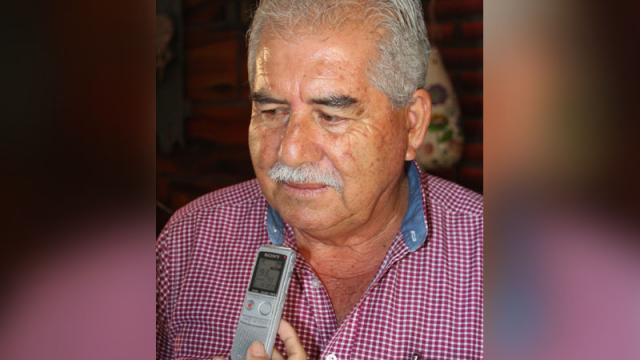 José María Castro, secretario general de la CTM del Municipio de Los Cabos.