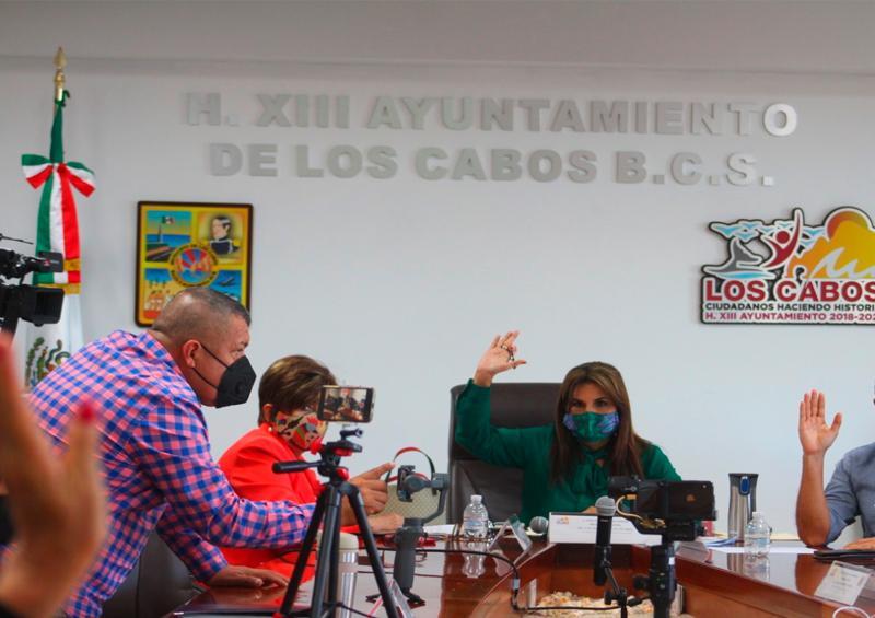 Con acto cívico recordarán 40 Aniversario del Escudo Oficial del Ayuntamiento de Los Cabos, reveló el regidor Flavio Olachea