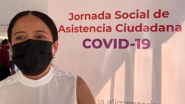 Jornada Social de Asistencia Ciudadana Covid-19