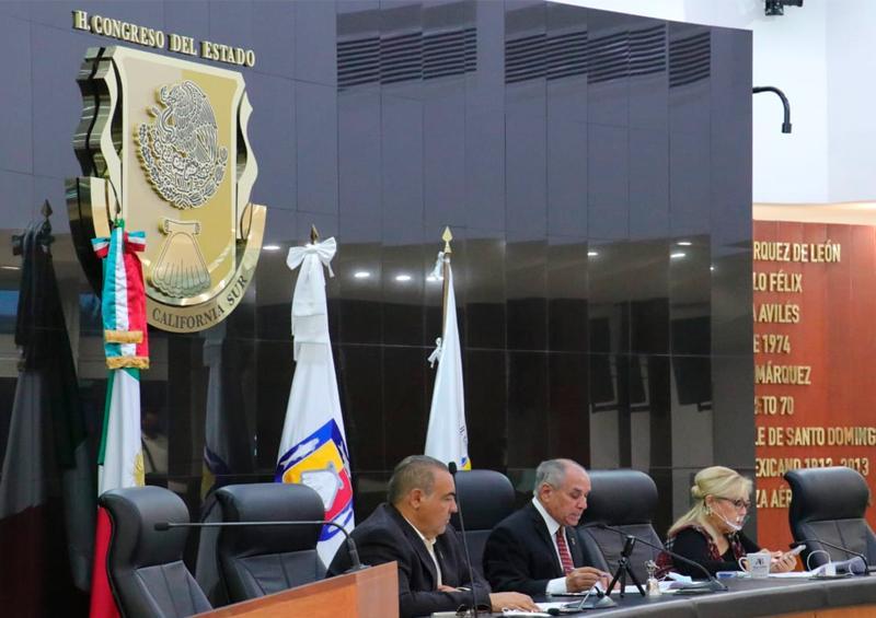Congreso de BCS