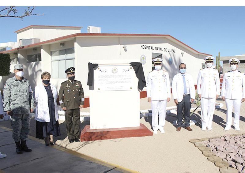 Reconocen labor médica de Semar  durante pandemia