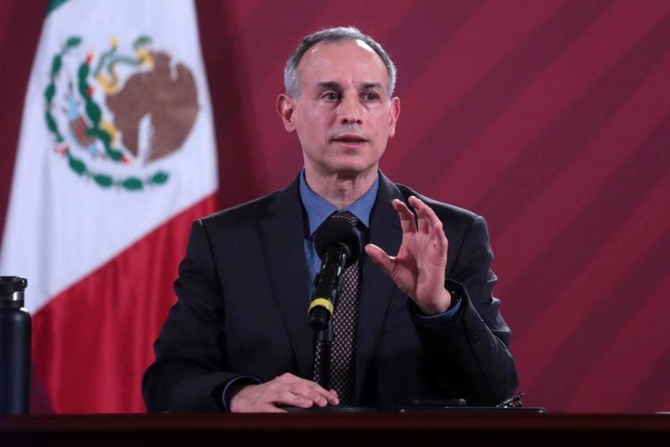 Subsecretario de Prevención y Promoción de la Salud, Hugo López Gatell