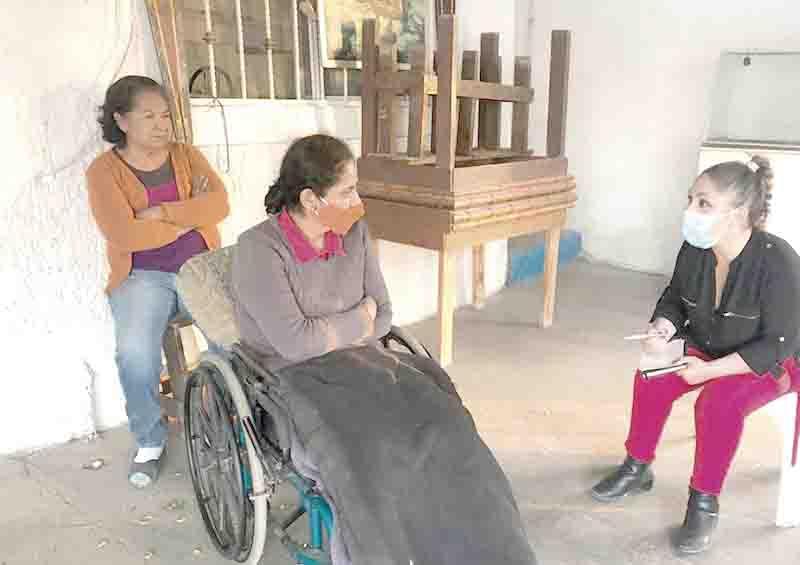 Acercan Créditos a la Palabra a mujeres con discapacidad
