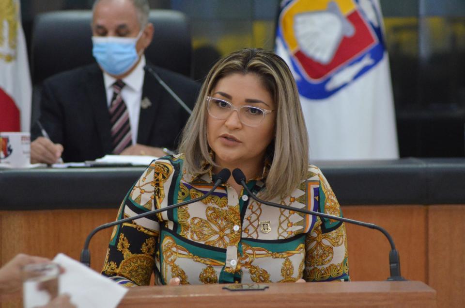 Diputada Lorenia Montaño Ruiz