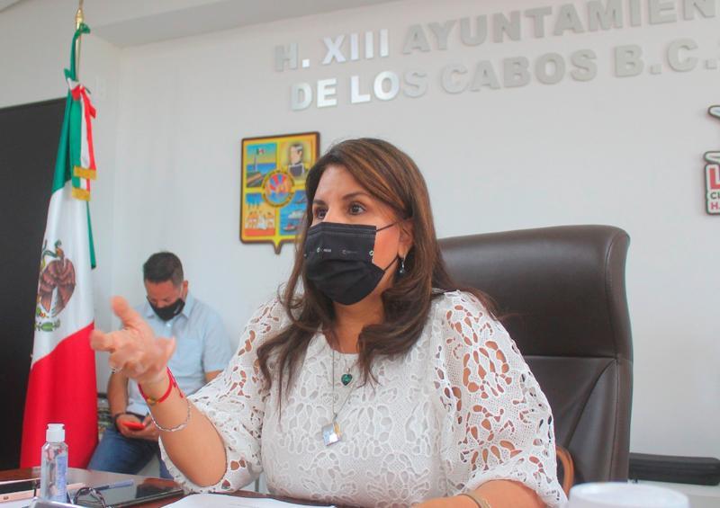 Armida Castro, alcaldesa de Los Cabos