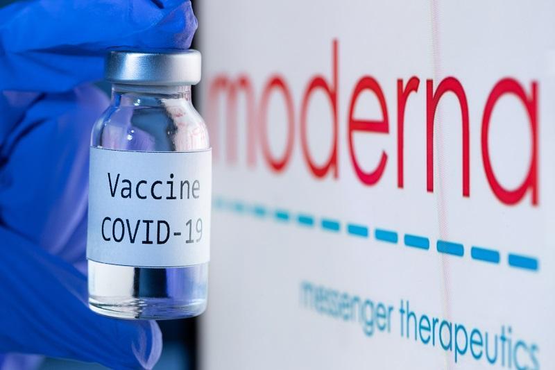 Vacuna contra covid-19 de Moderna