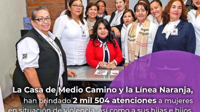 Apoyan con más de 2 mil 500 acciones programa del IMMLC