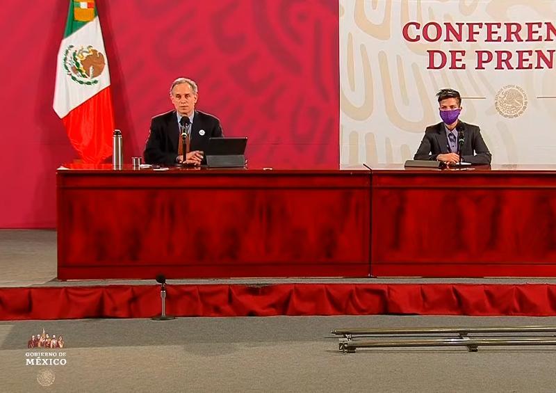 México suma 112 mil muertes por Covid y un millón 217 mil contagios