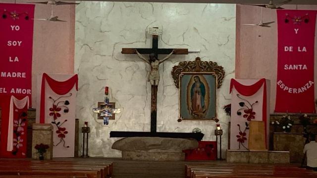 Iglesia en CSL