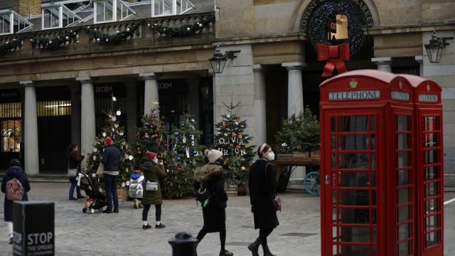 Reino Unido sale del confinamiento