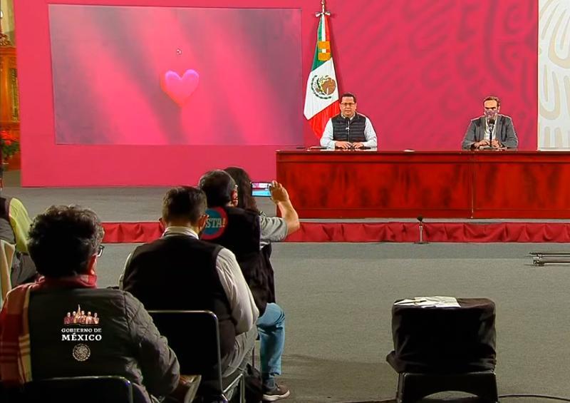 Suman 108 mil muertes por Covid en México