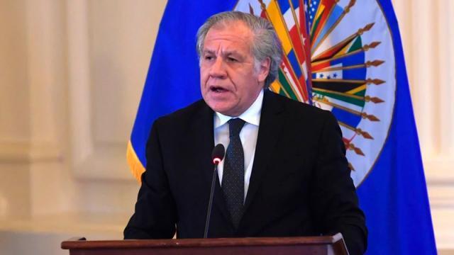 México rechaza presidencia en la OEA