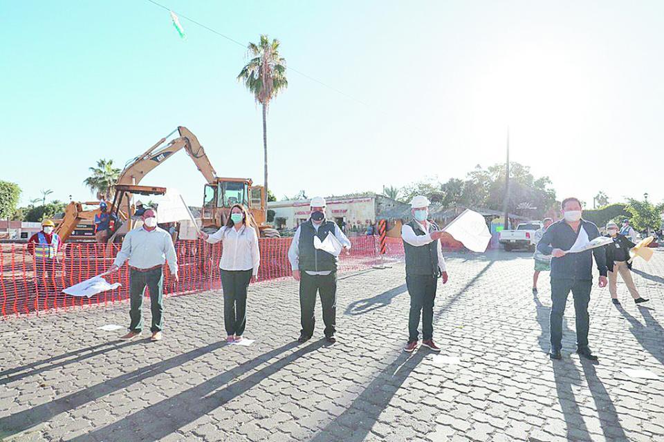 Se consolida Loreto como una potencia turística: CMD