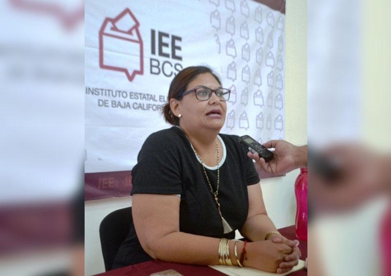Consejera presidenta del Instituto Estatal Electoral