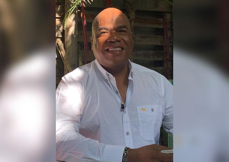Armando Aparicio Gallardo, coordinador del Movimiento Independiente Baja California Sur