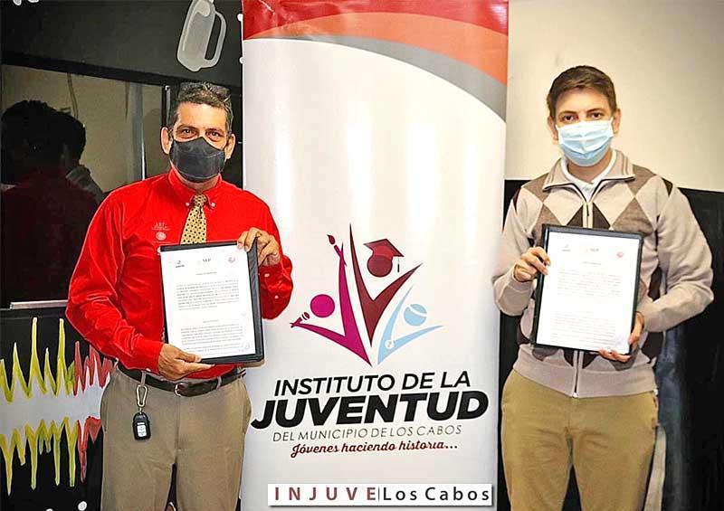 Unión de Injuve y Cecati para mejorar oportunidades a jóvenes