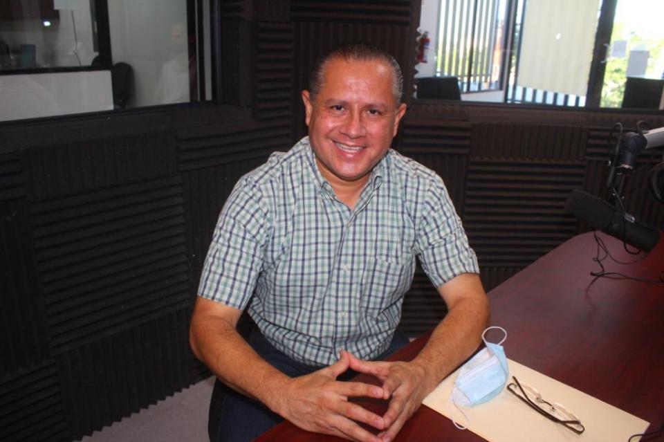 Ernesto Ibarra Montoya
