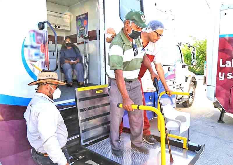 Más de 46 mil atenciones médicas en Caravanas de la Salud