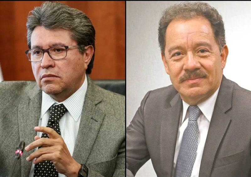 Ricardo Monreal Ávila e Ignacio Mier Velazco