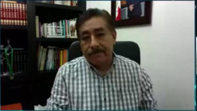 Héctor Jiménez Márquez, expresidente del Partido Acción Nacional en Baja California Sur