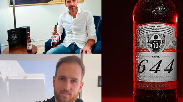 Porteros vencidos por Messi reciben una cerveza por cada gol