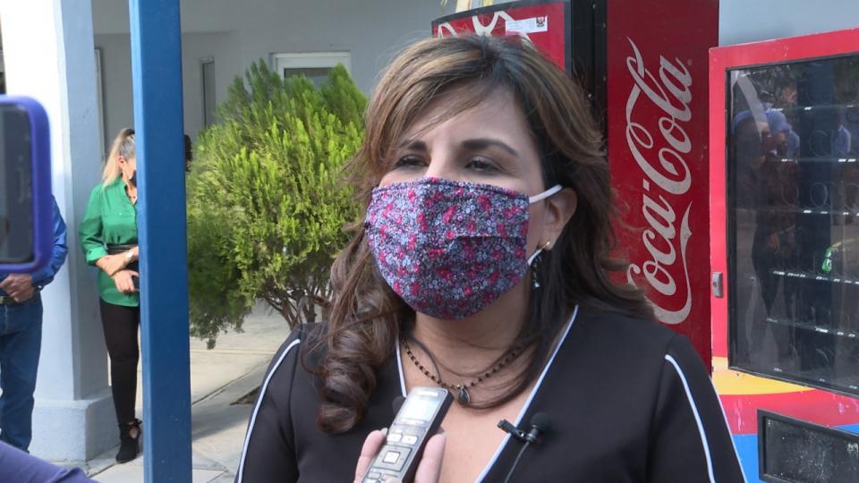 Alcaldesa municipal, Armida Castro