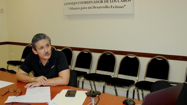 Julio Castillo del Consejo Coordinador