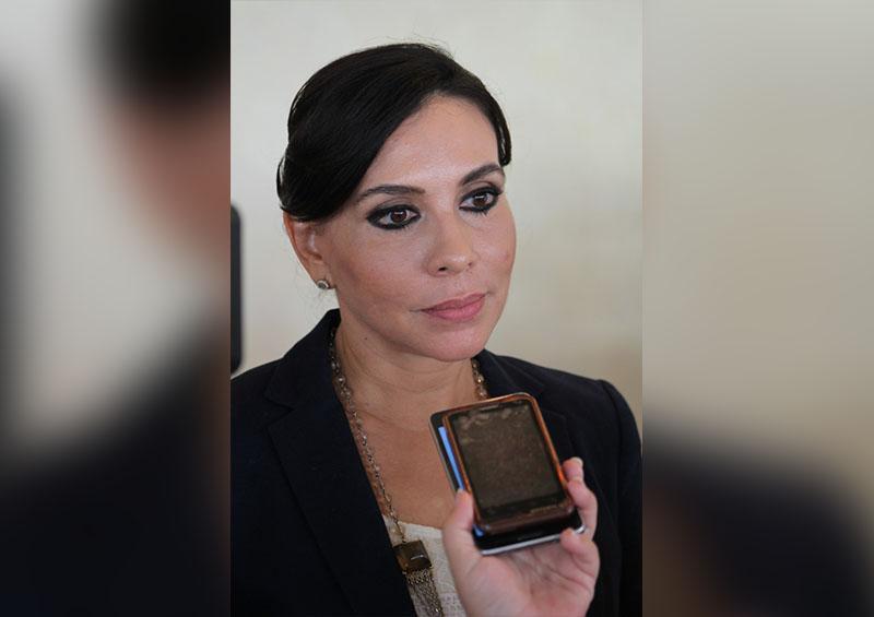 Directora de Ismujeres, Imelda Montaño