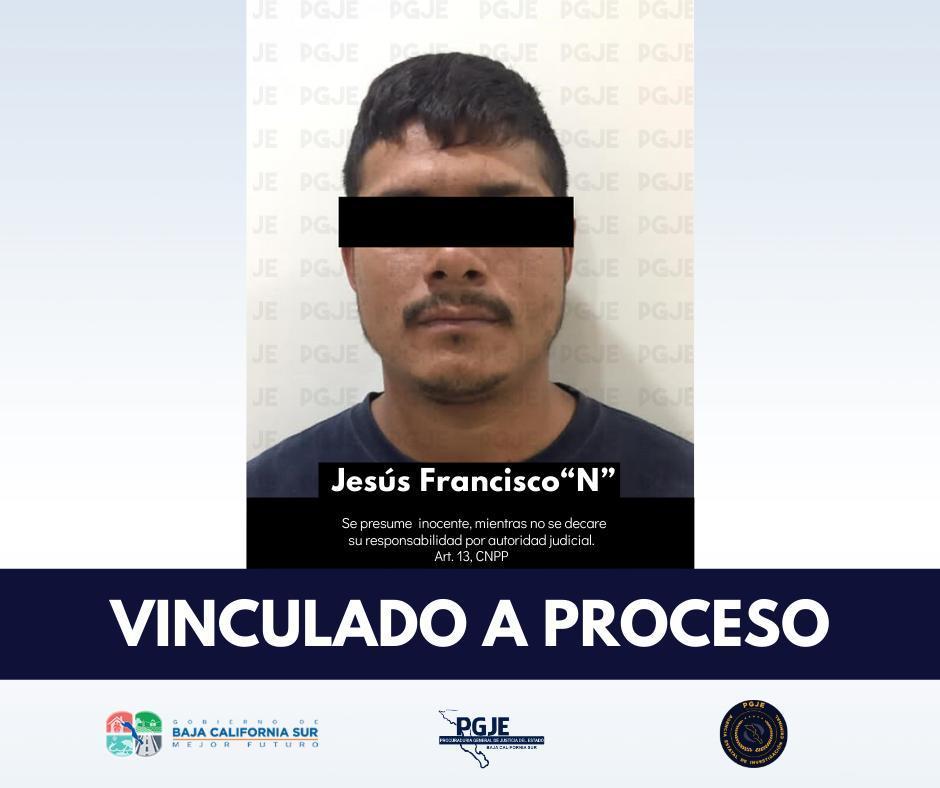 Vinculado a proceso por homicidio en Loreto