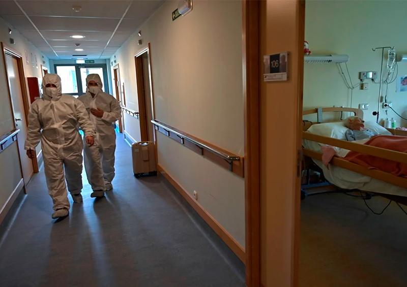 Covid-19: Servicios médicos definen riesgos en asilos