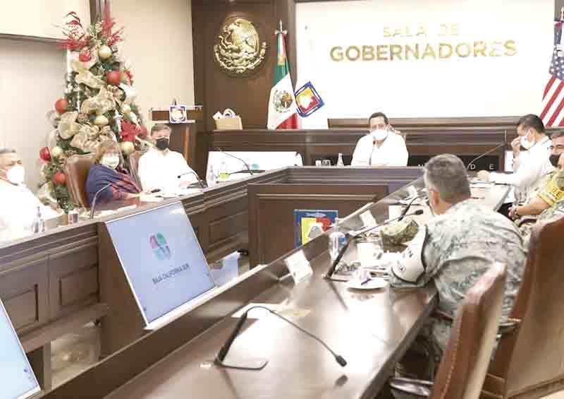 Se reúne Gobernador con Embajador de EU en México
