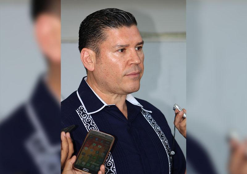 Secretario General de Gobierno, Álvaro de la Peña Angulo