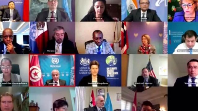 México condena armas químicas en Siria