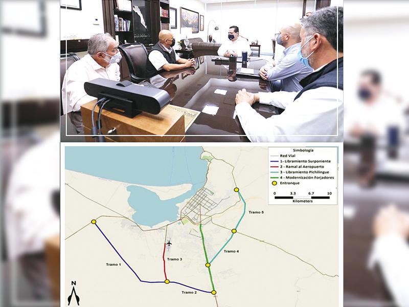 Tendrá La Paz mejor conectividad con libramiento carretero
