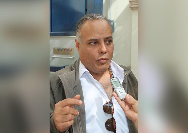 Empresario turístico del ramo de los dmc´s en Los Cabos, Abdel Naime