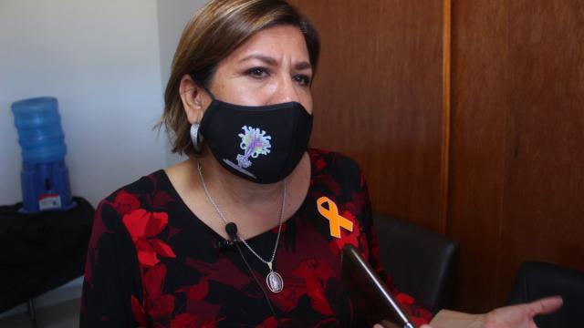 Lorena Cortés Torralbo directora del Instituto de las Mujeres del Municipio de Los Cabos