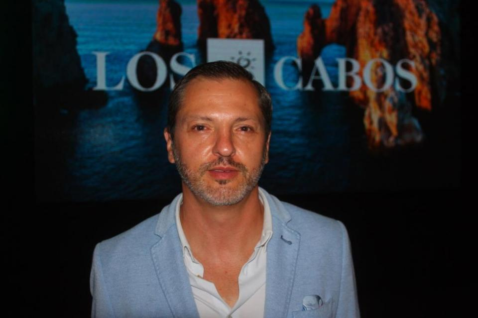 Director general del Fideicomiso de Turismo de Los Cabos (Fiturca)