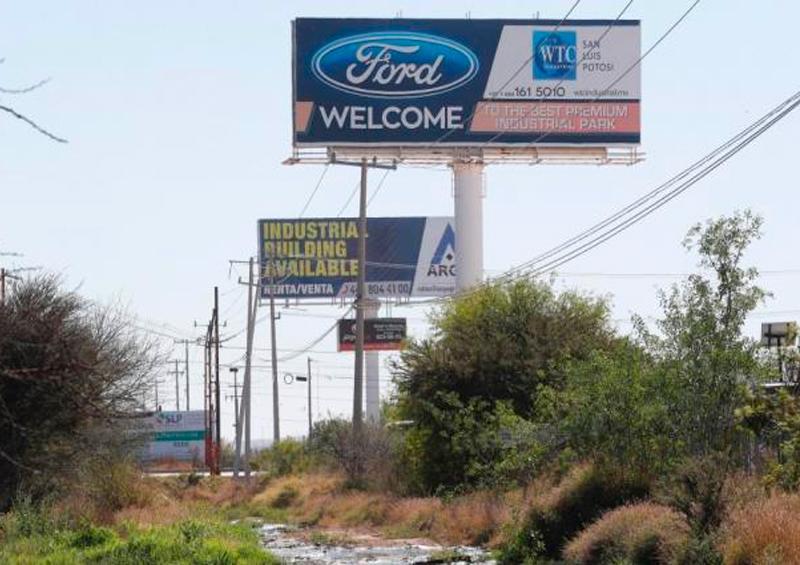 Se busca retomar proyecto que Ford canceló en México en 2017: SE