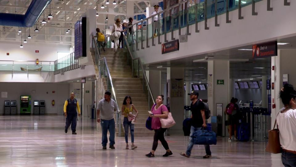 Reforzarán medidas sanitarias en Aeropuerto Internacional de Puerto Vallarta