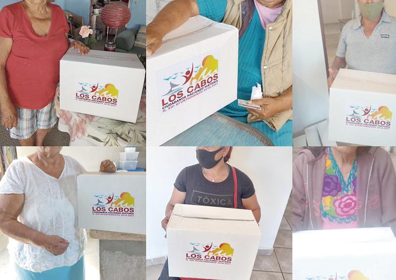 Eroga Gobierno de Los Cabos más de 244 mp en apoyos asistenciales